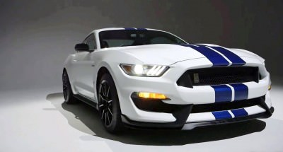 2016 SHELBY GT350 Mustang White 53