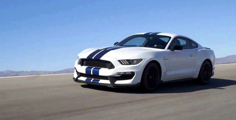 2016 SHELBY GT350 Mustang White 6
