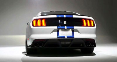 2016 SHELBY GT350 Mustang White 62