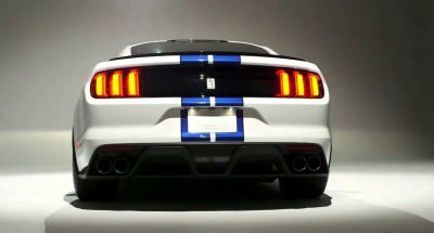 2016 SHELBY GT350 Mustang White 63