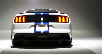 2016 SHELBY GT350 Mustang White 64
