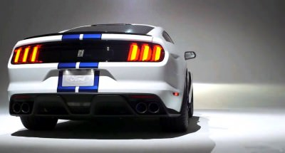 2016 SHELBY GT350 Mustang White 65