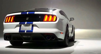 2016 SHELBY GT350 Mustang White 66