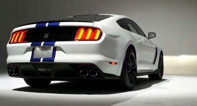 2016 SHELBY GT350 Mustang White 67