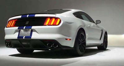 2016 SHELBY GT350 Mustang White 68