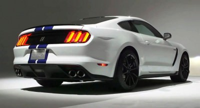 2016 SHELBY GT350 Mustang White 70