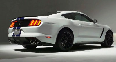 2016 SHELBY GT350 Mustang White 72