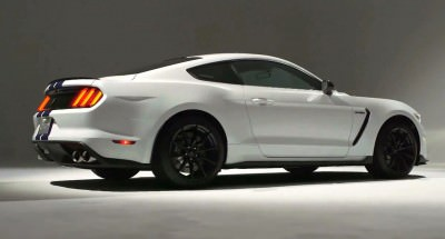 2016 SHELBY GT350 Mustang White 76