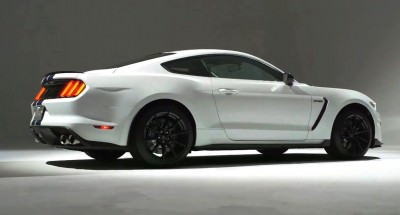2016 SHELBY GT350 Mustang White 77