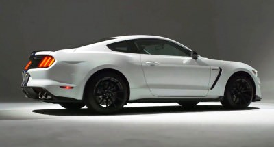 2016 SHELBY GT350 Mustang White 78