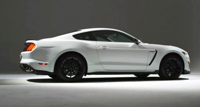 2016 SHELBY GT350 Mustang White 80
