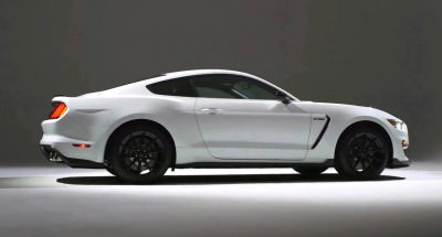 2016 SHELBY GT350 Mustang White 82
