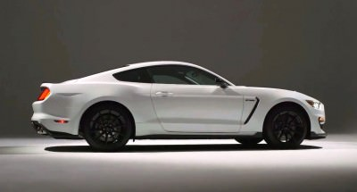 2016 SHELBY GT350 Mustang White 83