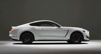 2016 SHELBY GT350 Mustang White 85