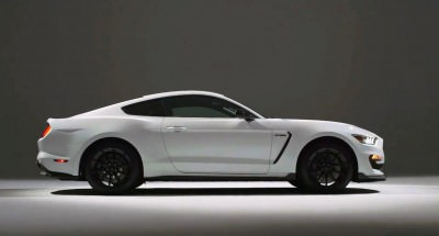 2016 SHELBY GT350 Mustang White 86