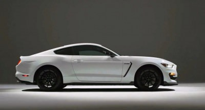 2016 SHELBY GT350 Mustang White 87