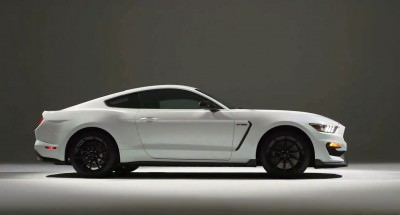 2016 SHELBY GT350 Mustang White 88