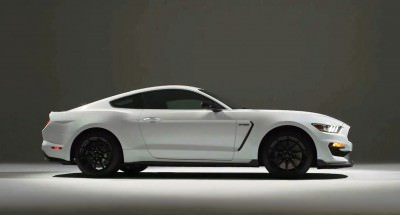 2016 SHELBY GT350 Mustang White 89
