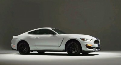 2016 SHELBY GT350 Mustang White 94