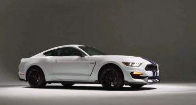 2016 SHELBY GT350 Mustang White 96