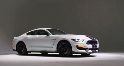 2016 SHELBY GT350 Mustang White 98