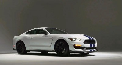 2016 SHELBY GT350 Mustang White 99