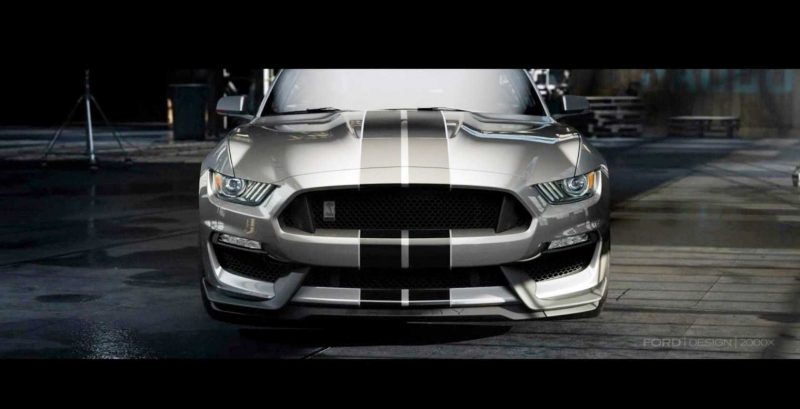 2016 Shelby GT350 19