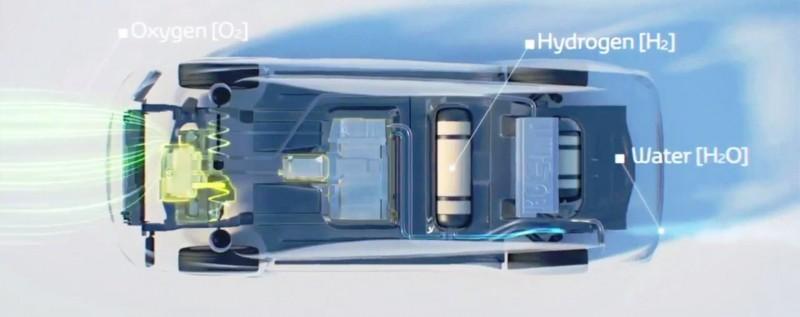 2016 Toyota Mirai 11
