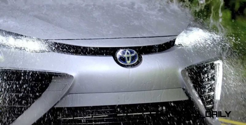 2016 Toyota Mirai 2