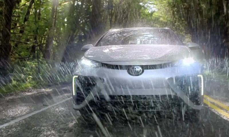 2016 Toyota Mirai 23