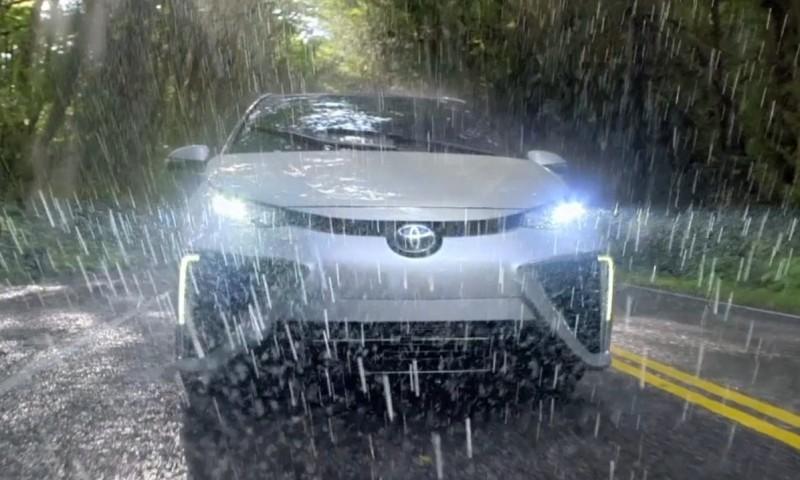 2016 Toyota Mirai 26