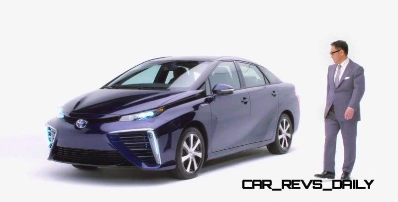 2016 Toyota Mirai 36