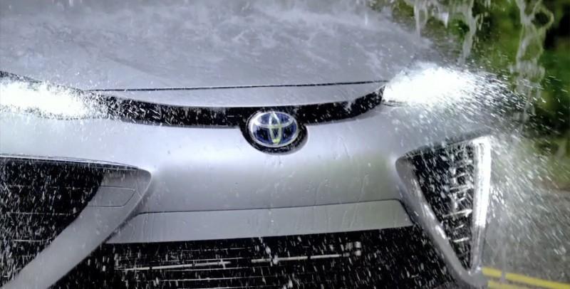 2016 Toyota Mirai 4