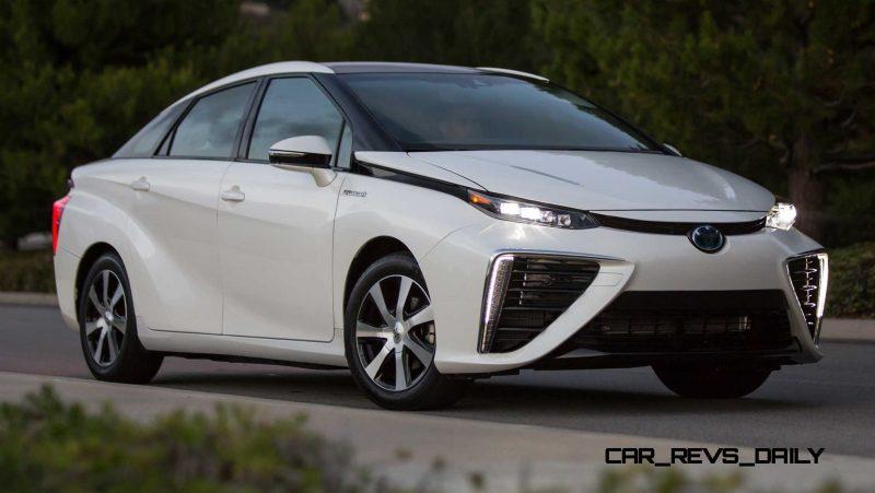 2016 Toyota Mirai 44