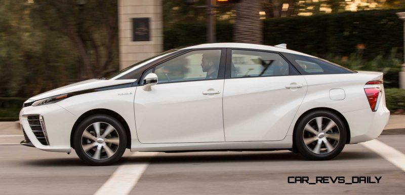 2016 Toyota Mirai 46