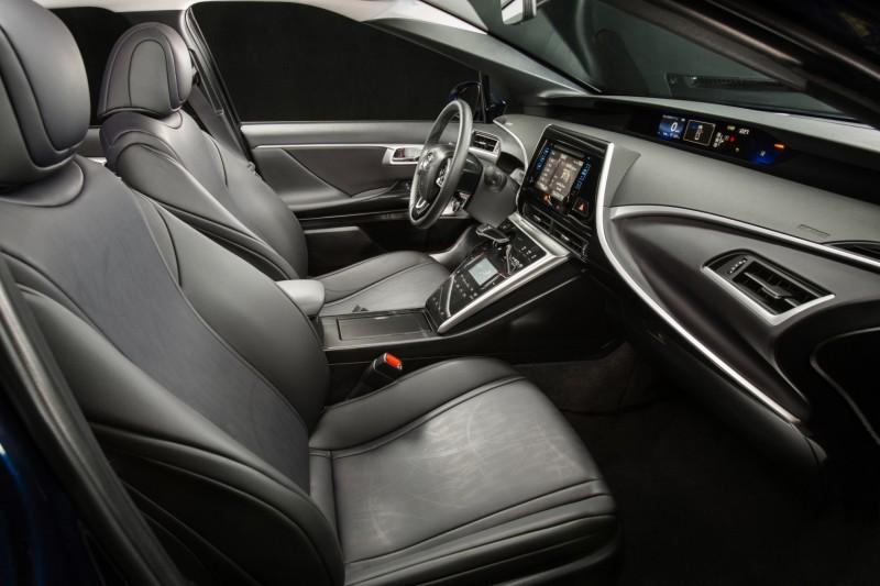 2016 Toyota Mirai 5