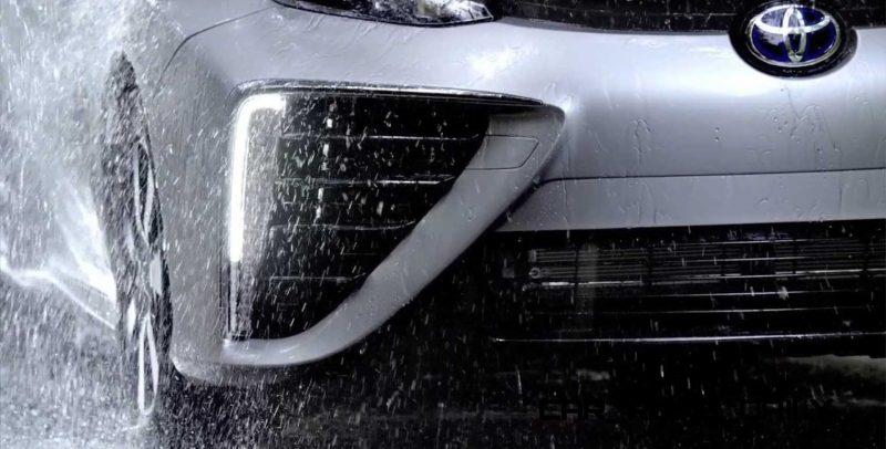 2016 Toyota Mirai 6