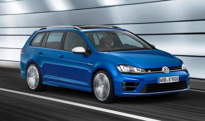 2016 Volkswagen Golf R Sportwagen 18