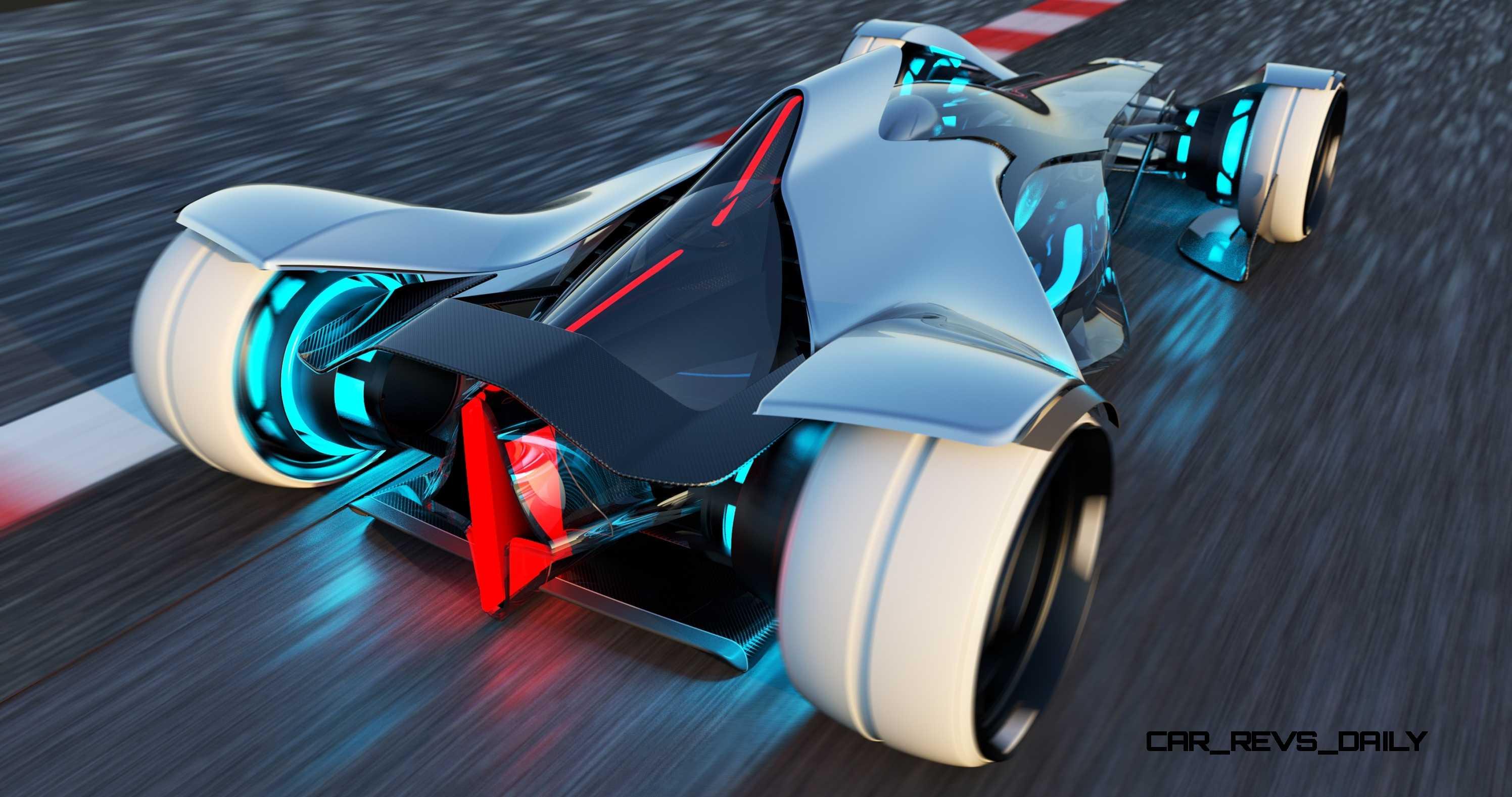 2029 Infiniti SYNAPTIQ Cool Street Racing Cars