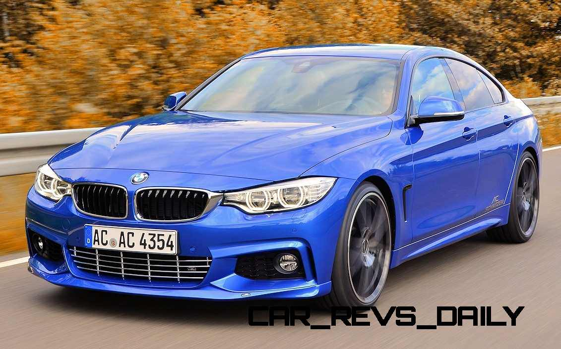 ac schnitzer brings hot bmw 4 series gran coupe and m235i to essen. Black Bedroom Furniture Sets. Home Design Ideas