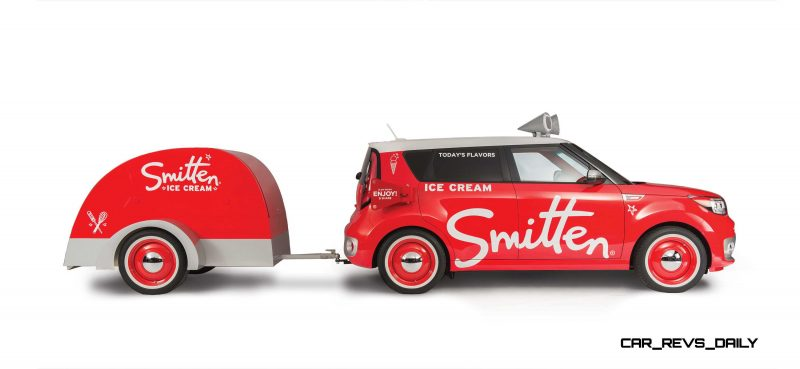 Smitten Ice Cream Soul EV