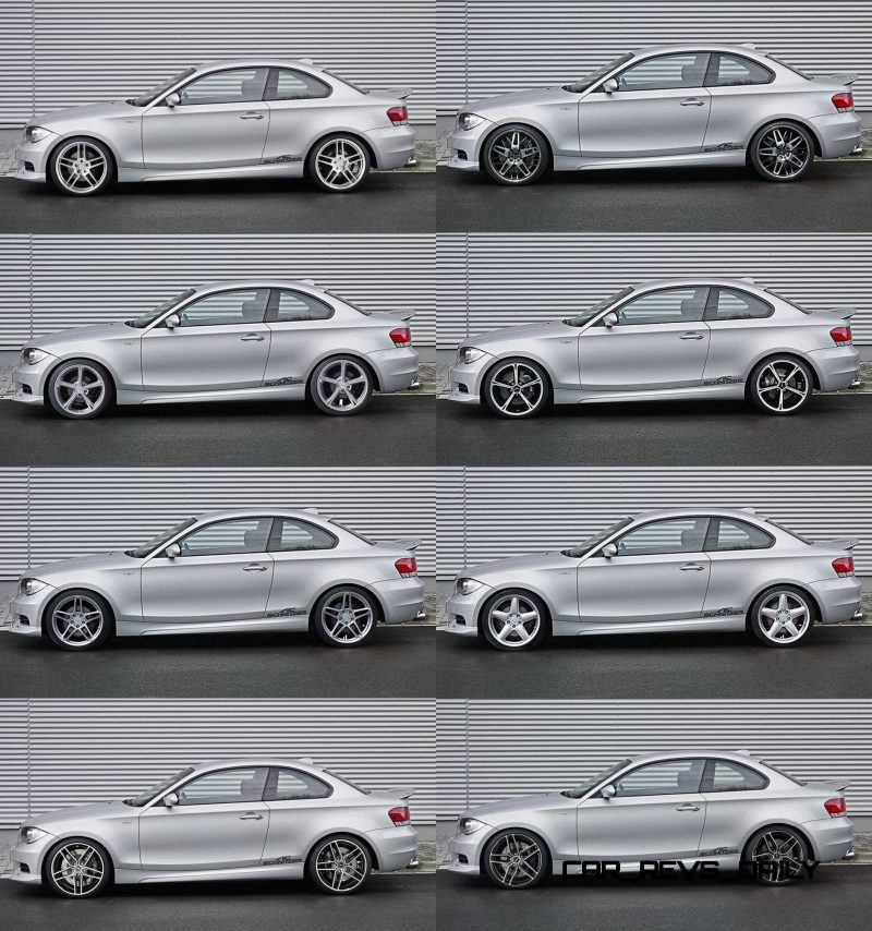 AC Schnitzer BMW 128i and 135i  17-tile