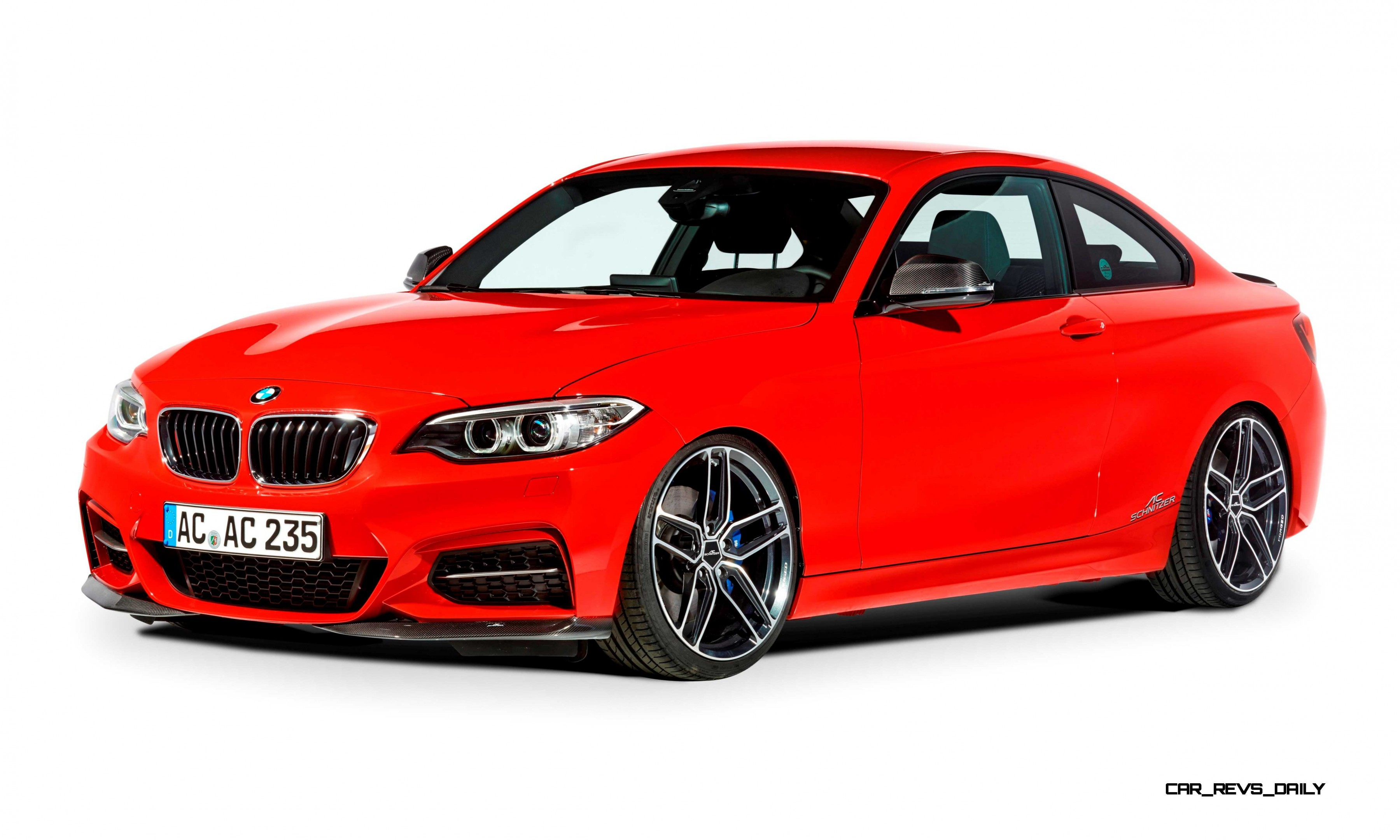 Ac Schnitzer Bmw 228i And 235i Parts Now Available For