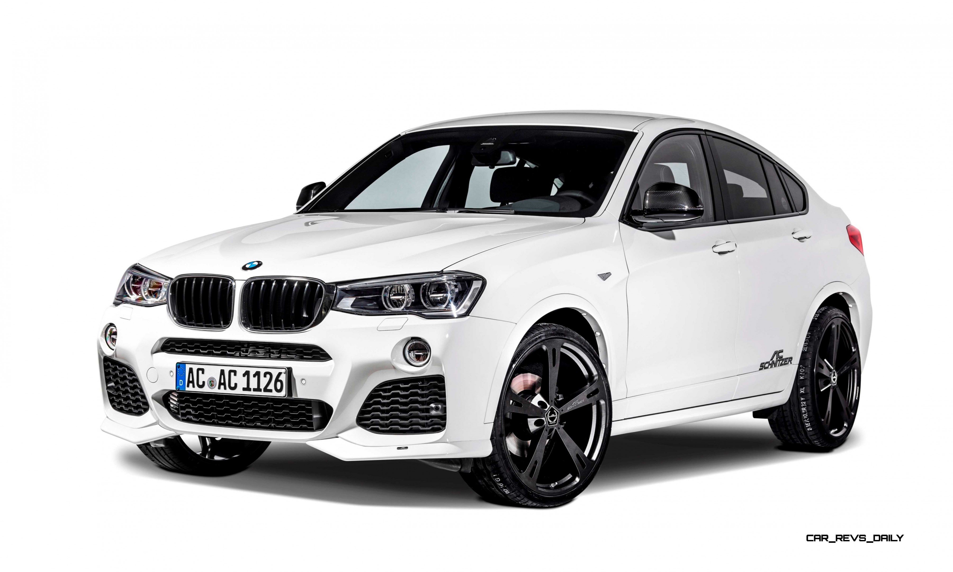 ac schnitzer bmw x4 revealed today in zurich with exterior and engine mods for all trims. Black Bedroom Furniture Sets. Home Design Ideas