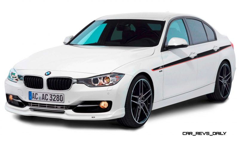 AC Schnitzer Upgrades Gallery for BMW 3 series F30  1
