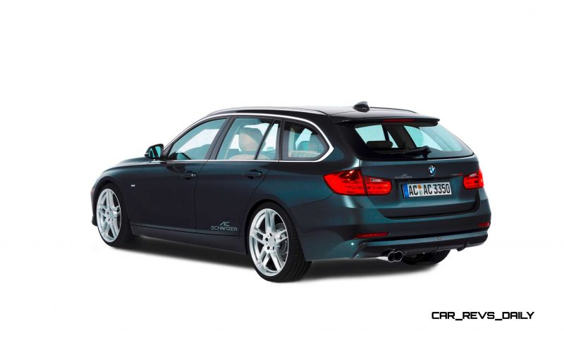 AC Schnitzer Upgrades Gallery for BMW 3 series F30 11