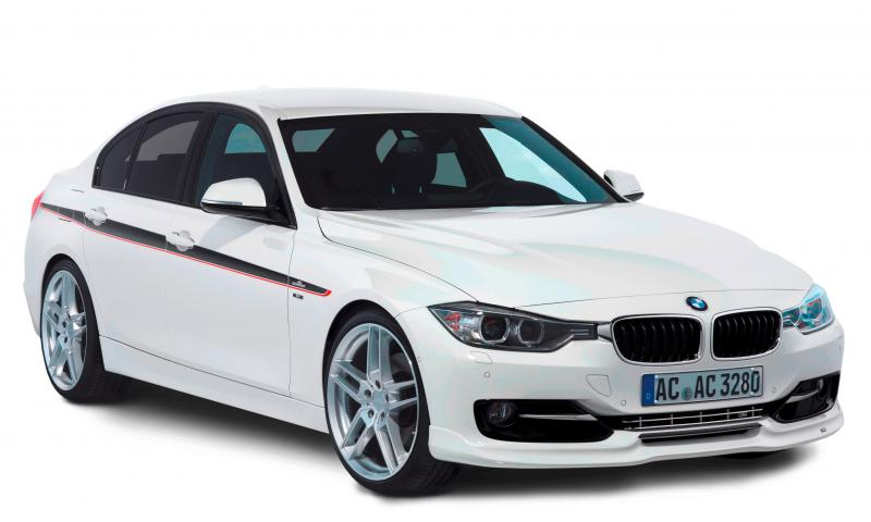 AC Schnitzer Upgrades Gallery for BMW 3 series F30 2