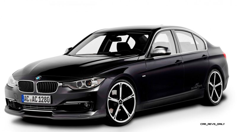 AC Schnitzer Upgrades Gallery for BMW 3 series F30 30