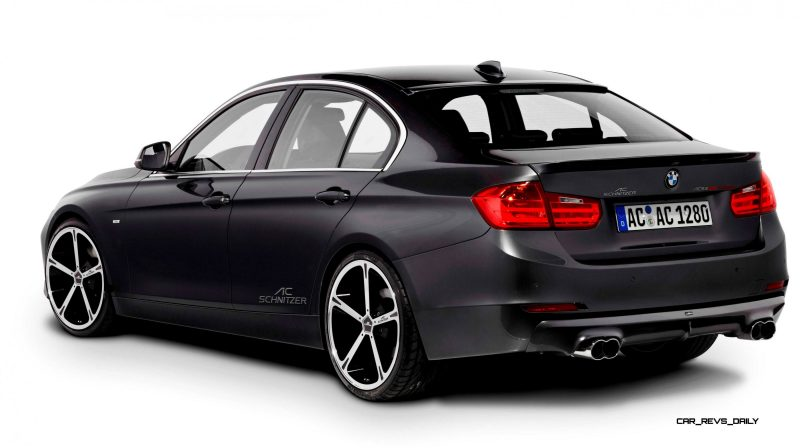 AC Schnitzer Upgrades Gallery for BMW 3 series F30 31