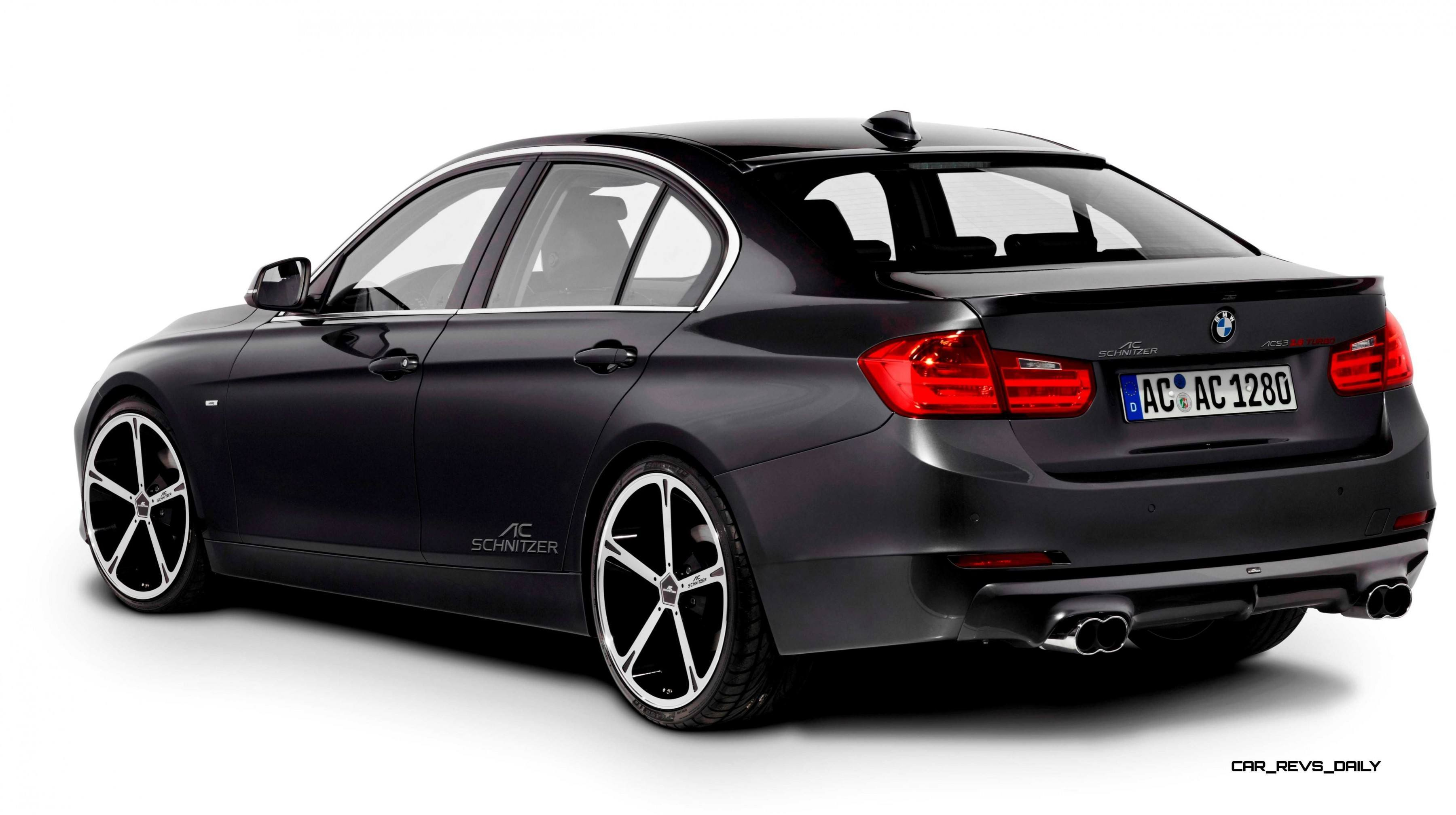 ac schnitzer upgrades gallery for bmw 3 series f30. Black Bedroom Furniture Sets. Home Design Ideas
